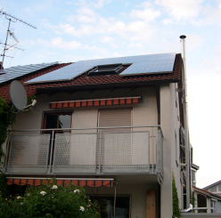 Show PV system information